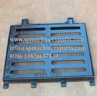 Cheap High quality standard heavy duty cast iron trench grates and frames for either general traffic loading wholesale