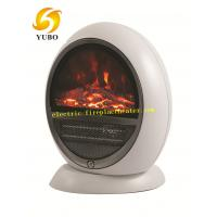 Cheap High Efficiency PTC Fan Heater , Chimney Free Electric Fireplace Stove wholesale