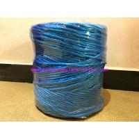 8g/m Professional Blue Polypropylene Twine Recycled Rope Tenacity Over 252KG