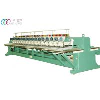 Cheap 15 Heads 9 Needles Mixed Flat And Double Sequin Embroidery Machine For Industry wholesale