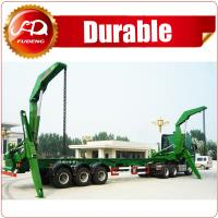 Cheap Container side loaders lifter , 40 ft self loading container side loader trailer for sale -- IN STOCK wholesale