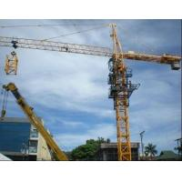 Cheap Self-erecting Tower Crane QTZ40 with Working range 48m wholesale