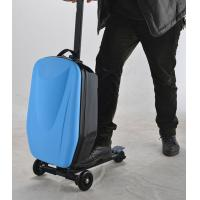 Cheap Funny and labor saving folding scooter trolley luggage from China wholesale
