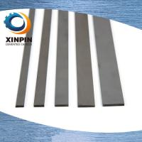 Cheap Metal Alloy Sheet Tungsten Carbide Strips Customized Good Cutting Performance wholesale