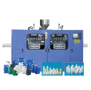 Cheap HDPE Yoghurt Bottle Milk Bottle Blowing Machine , Plastic Bottle Production Machine wholesale
