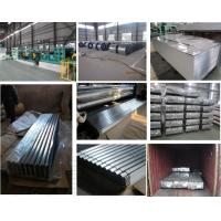 Cheap Galvanized steel roofing sheets with 0.15mm thickness 665mm width 2440mm length wholesale