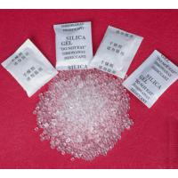 Cheap Food Grade Silica Gel Desiccant 1-2mm 2-5mm 4-6mm wholesale
