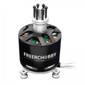Cheap 25KW MP120100 KV50 Permanent Magnet Outrunner Brushless Motor For Paramotors wholesale
