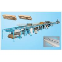 Cheap 3/5/7-layer Corrugated Cardboard Production Line, Corrugated Cardboard Making Machine wholesale