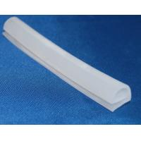 Cheap High temperature resistant Silicone Rubber Extrusions For Door Seal wholesale