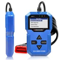 Cheap Full System Konnwei Konnwei Car Diagnostic Scanner KW350 Including Engine / ABS Braka wholesale