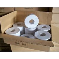 Cheap Unbleached Biodegradable Virgin Wood Pulp two ply toilet paper wholesale