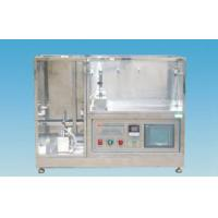 Auto Wire Flame Test Equipment Vertical Flammability Tester PLC Control