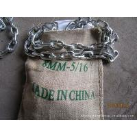 Cheap ASTM80 Standard Stainless Steel Welded Chain For Transportation wholesale