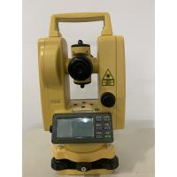 "Buy cheap 2"" Accuracy Digital Laser Theodolite DT-02L for construction,SOUTH Brand from wholesalers"