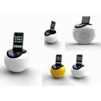 Cheap fashionable Portable speaker for Iphone /Ipad /Ipod with FM Radio and Led Display model 3013 wholesale