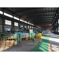 Cheap Galvanized Steel ERW Tube Mill For Furniture Tube Welding Speed 40 m / Min wholesale