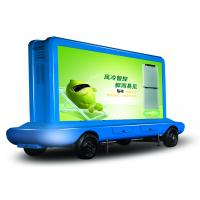 Cheap High definition RGB mobile led screen truck advertising p6 p8 p10 waterproof wholesale