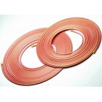 Cheap Bao steel strap Non - alloy 0.7mm, 0.65mm ASTMA - 254 copper coated bundy tube for air condition wholesale