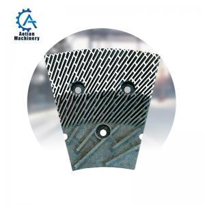 Cheap Paper Machine Parts Paper Pulp Refiner Plates Machine Disc wholesale
