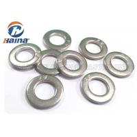 Cheap A2 A4 Stainless Steel 316 Flat Washers DIN125 DIN9021 M2 - M56 For Fastener Connection wholesale