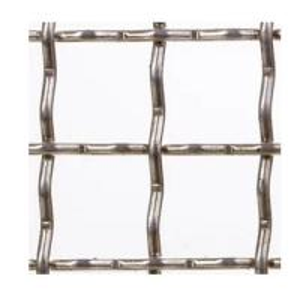 Cheap Aluminum Woven Wire Mesh Plain Weave 0.58~200mesh Lightweight for Industries wholesale