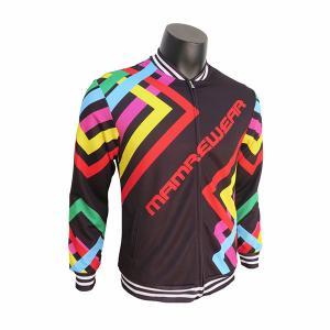 Cheap Rib Bottom Mens Running Jacket / Polyester Sport Coat Long Sleeve wholesale