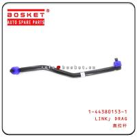 Cheap 1-44380153-1 1443801531 Truck Chassis Parts Drag Link For  Isuzu FRR FSR wholesale