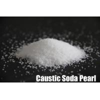 Quality Industrial Sodium Hydroxide , Soda Caustic / Caustic Soda Pearls 99% for sale