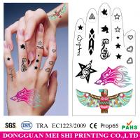 Cheap Hand decoration temporary tattoo sticker body tattoos fake tattoo sticker wholesale