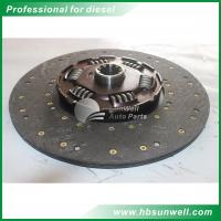 Cheap Brand new Dongfeng truck Renault engine parts clutch driven plate assembly 1601130-T4000 wholesale