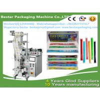 Cheap Automatic Vertical Packaging Machine For ice pops pouch sealing machines bestar packaging machine wholesale