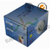 Cheap Electronic LED Ceiling Light Bulb Packaging Boxes , Consumer Electronics Packaging wholesale