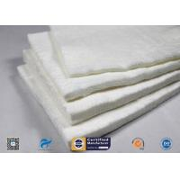 Cheap E-Glass High Temperature Resistant Fiberglass Needle Mat Heat Insulation wholesale