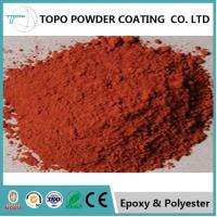 Cheap RAL 1017 Thermoset Powder Coating For Business Machines Saffron Yellow Color wholesale