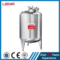Cheap Stainless steel SS304, SS316 Storage tank  for shampoo, perfume, liquid soap, detergent, oil, shower gel, lotion cream wholesale