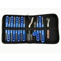Buy cheap Locksmith Tools Automotive Diagnostic Tools Champion Series Pick Set 20-In-One from wholesalers