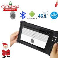 China FP08 New China arrival Windows10 Color Display One Dimension Code Handheld Terminal FP08 on sale