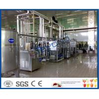 Cheap 2000L/h Dairy Processing Plant with homogenizer and pasteurizer 3000-4000bottles/h with iso certificate wholesale