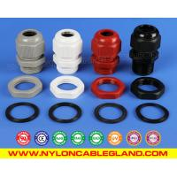 Cheap Cable Gland Joints Polyamide Polymer Waterproof Adjustable IP68 with Flat Washer (Gasket) wholesale