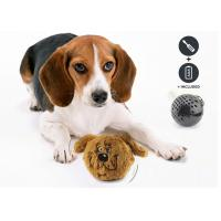 Cheap Interactive Shaking Bouncy Plastic Dog Balls Auto Bounce / Squeak For Entertaining wholesale