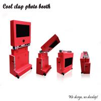 Quality Portbable Photo Booth For Wedding, Events Rental Service for sale