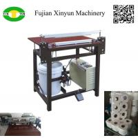 Cheap Low price semi automatic multi rolls toilet paper plastic bags sealing machine wholesale