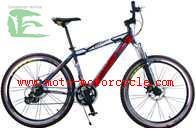 "Cheap Steel Frame Dual Suspension Lightweight Mountain Bike 26"" / 28"" For Men wholesale"