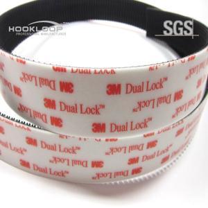 Extra Strength Dual Lock Velcro Tape , Self Adhesive Nylon Tape 100MM - 300MM Width