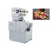 China Full Automatic Cutting And Twisting Machinery For Hard Candy 380V 50Hz on sale
