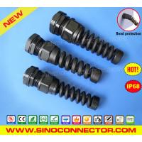 Cheap PG & Metric Spiral Strain Relief Cable Glands (Standard Type & Divided Type) wholesale