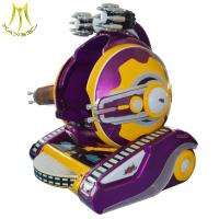 China Hansel amusement park coin operated battery operated electric toy rides on sale