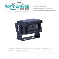 Cheap 720P Rear View Metal Vehicle Camera PAL/NTSC for Taxi Bus Truck School Bus wholesale