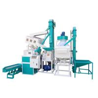 China Complete Rice Milling Equipment  Rice Planting Machine  In Southeast Aisa on sale